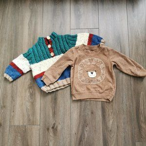 Long Sleeve 18 Months Bundle